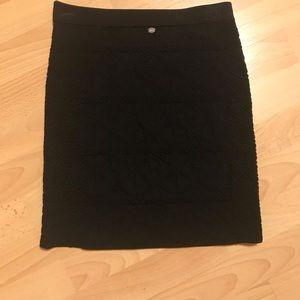 GUESS  Spandex mini skirt